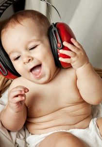 Бебе и класическа музика